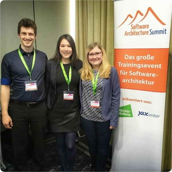 Fotos Software Architecture Summit 2019