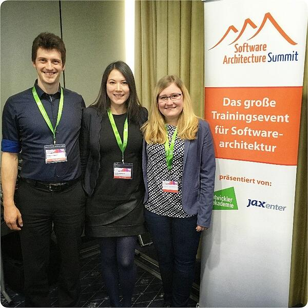 Fotos Software Architecture Summit 2019